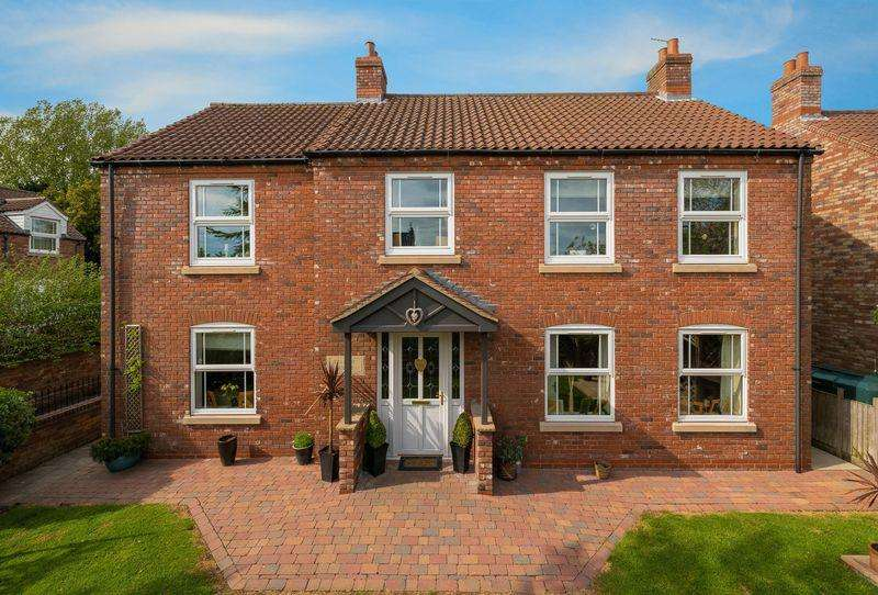 5 Bedrooms Detached House for sale in NO CHAIN - Ellerby Court, East Keal