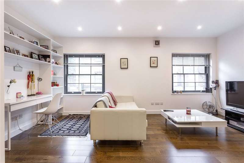 1 Bedroom Flat for sale in Old Station House, 58 Cornwall Street, London, E1