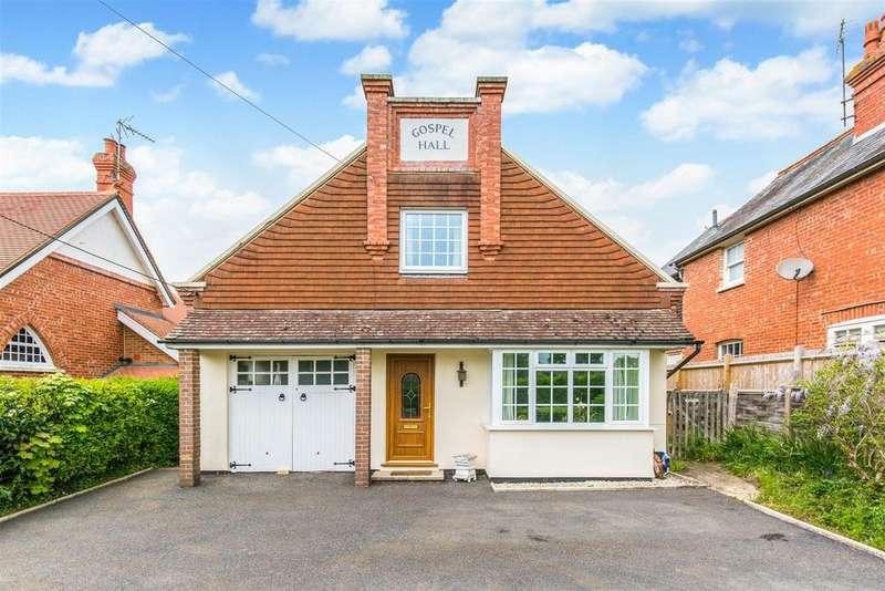 3 Bedrooms Detached House for sale in Vines Cross