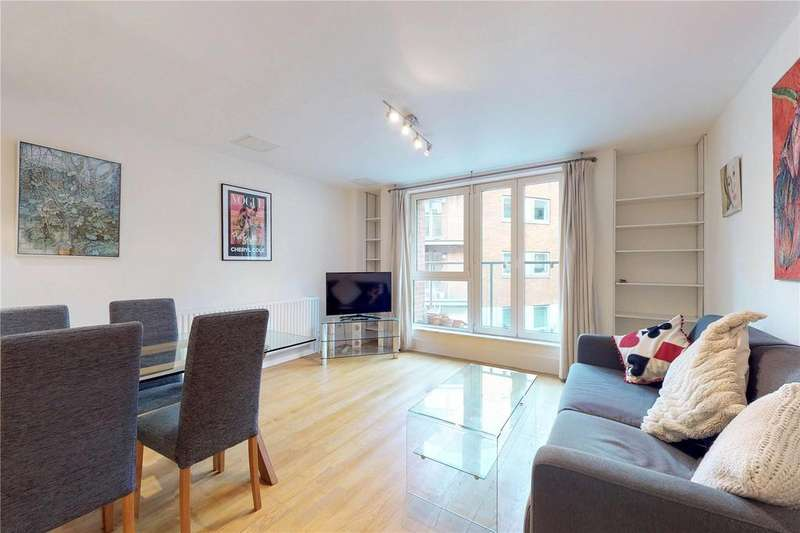 2 Bedrooms Flat for sale in Britton Street, Clerkenwell, London, EC1M