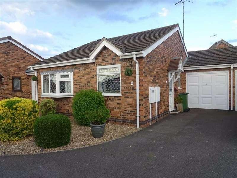 2 Bedrooms Detached Bungalow for sale in Dovecote Close, Sapcote