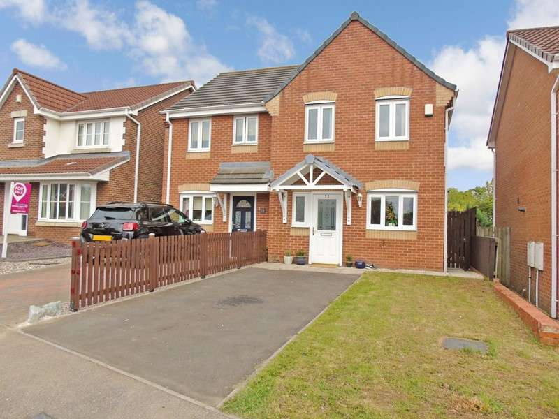 3 Bedrooms Property for sale in Winford Grove, Wingate, Wingate, Durham, TS28 5DU