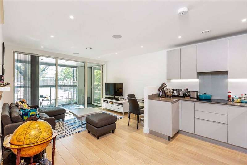 2 Bedrooms Flat for sale in Brixton Road, Brixton, London, SW9