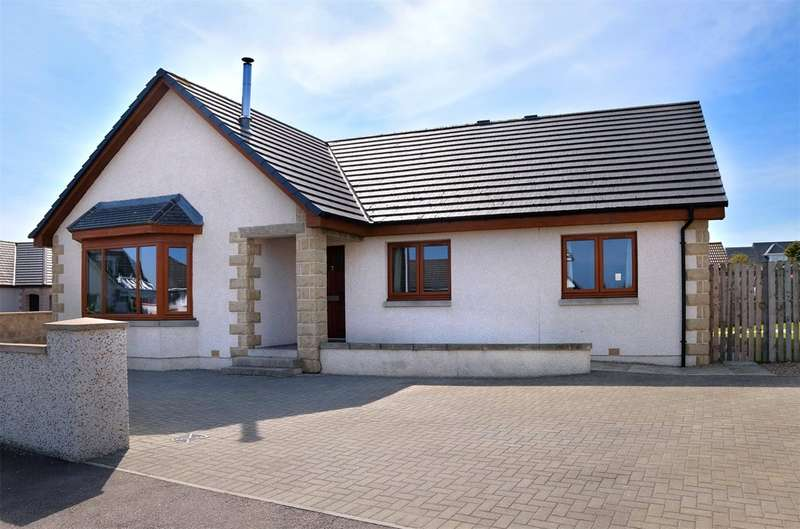 3 Bedrooms Detached House for sale in 7 Links View, Inverboyndie, Banff, Aberdeenshire, AB45