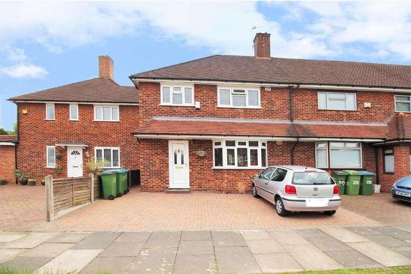 3 Bedrooms Terraced House for sale in Kingsley Wood Drive, Eltham SE9