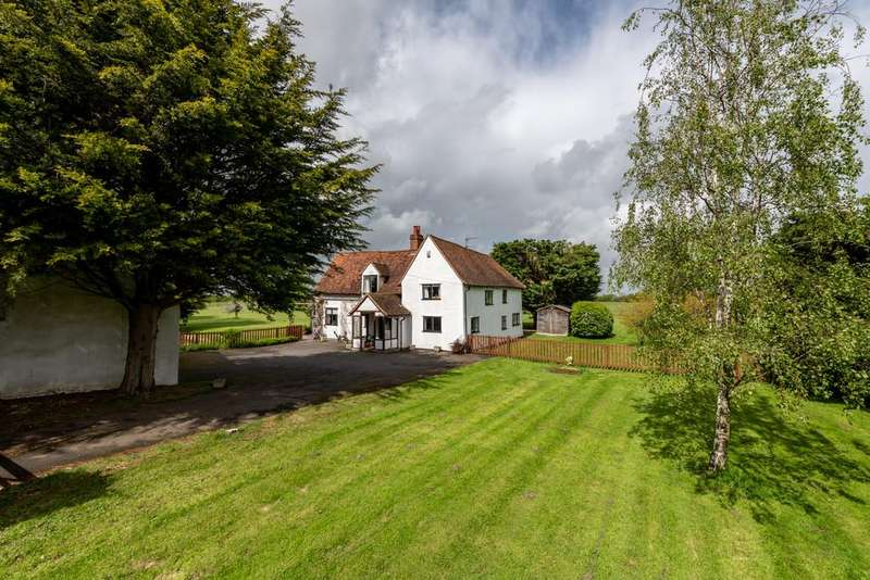 4 Bedrooms Detached House for sale in Highwood, Chelmsford
