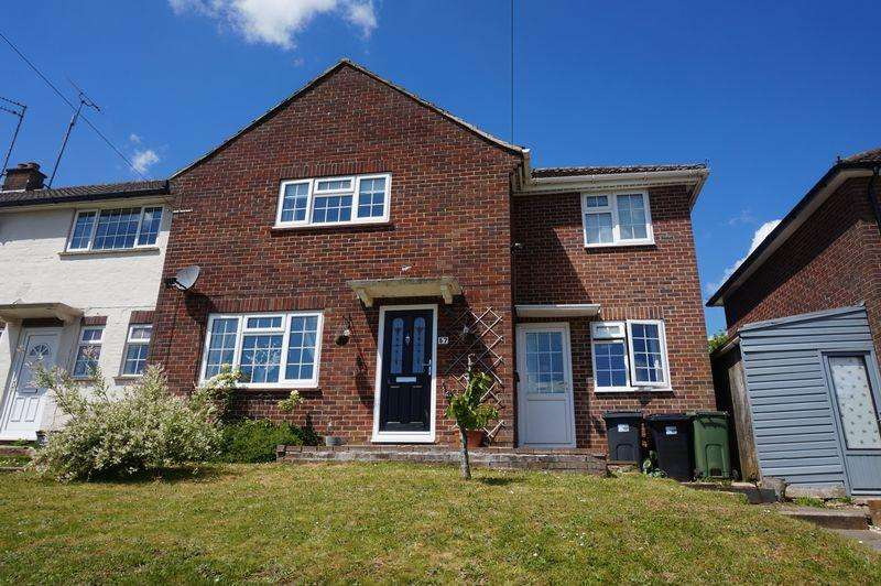 3 Bedrooms End Of Terrace House for sale in Middle Close, Newbury