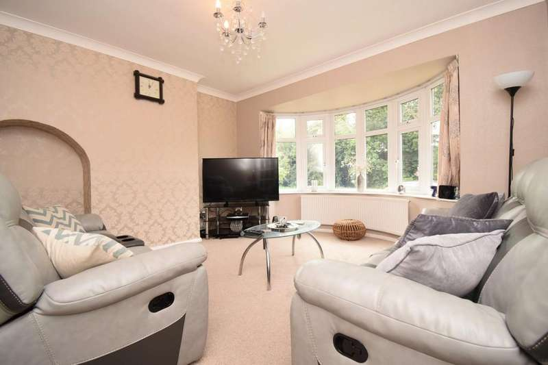 4 Bedrooms Semi Detached House for sale in Uppingham Road, Humberstone