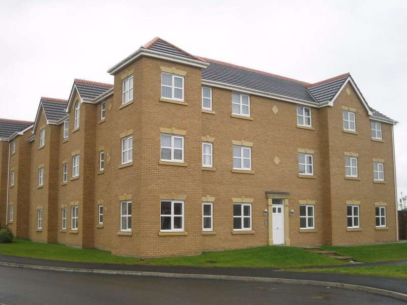 2 Bedrooms Apartment Flat for rent in Colonel Drive, Liverpool, Merseyside, L12