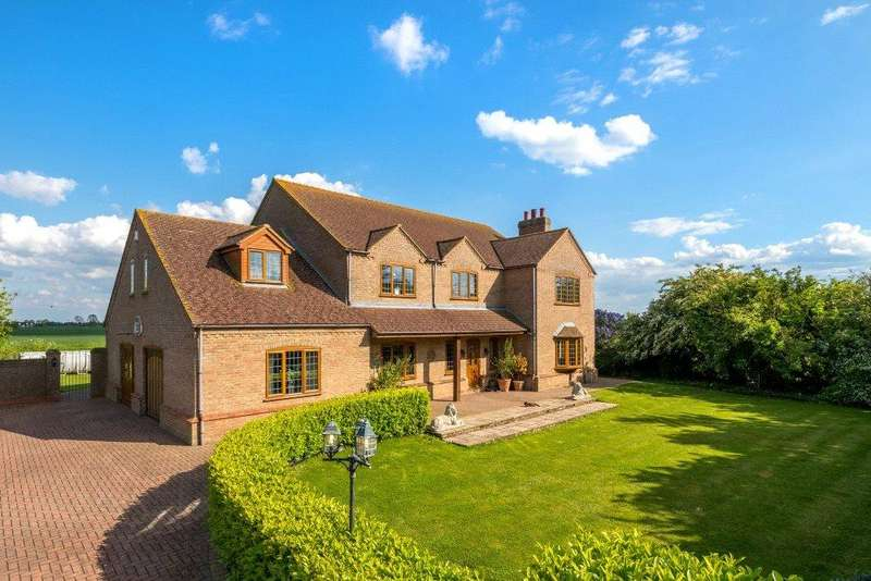5 Bedrooms Detached House for sale in North Road, Gedney Hill, Spalding, Lincolnshire, PE12