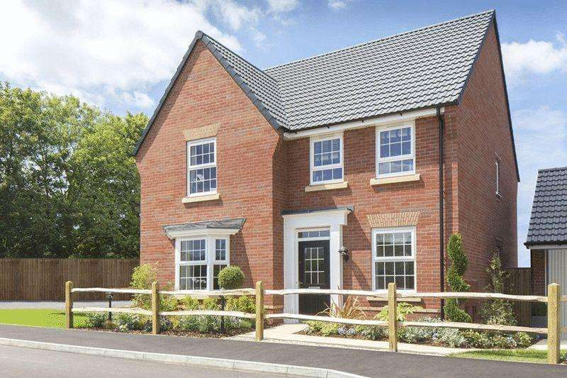 4 Bedrooms Detached House for sale in Rosewood Grange, Hunts Grove, GL2 2AP