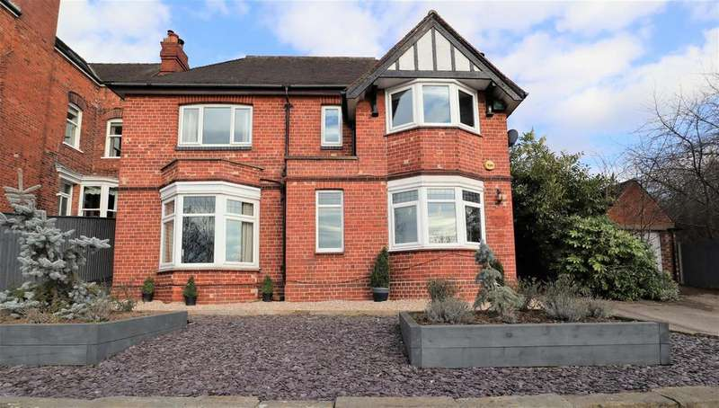 5 Bedrooms Detached House for sale in Yarborough Road, Lincoln