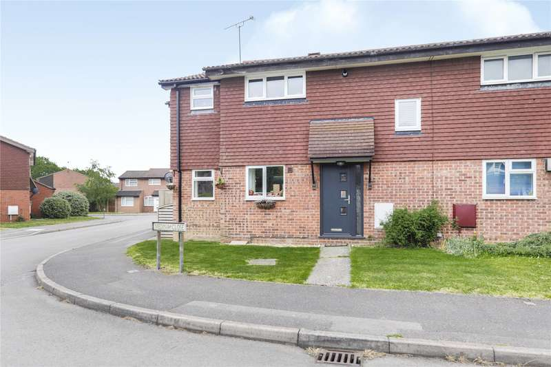 3 Bedrooms Semi Detached House for sale in Medina Close, Wokingham, Berkshire, RG41