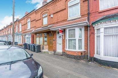 2 Bedrooms Terraced House for sale in Barrows Road, Birmingham, West Midlands