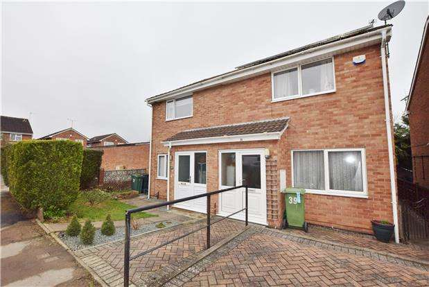 3 Bedrooms Semi Detached House for sale in Golden Miller Road, CHELTENHAM, Gloucestershire, GL50 4RD