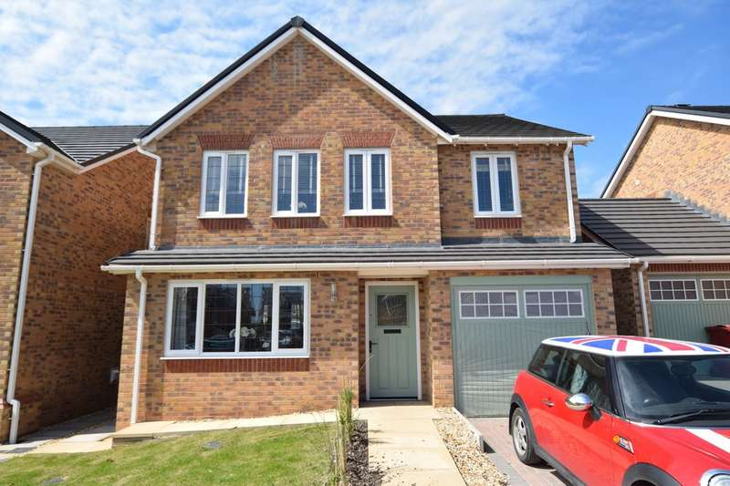 4 Bedrooms Detached House for sale in The Whiteless House Type, Plot 5 Thorncliffe Road, Barrow