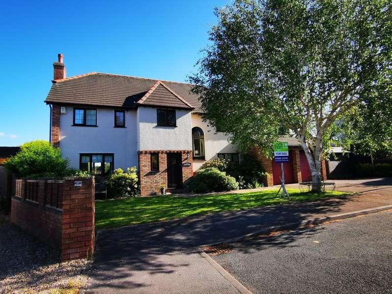 5 Bedrooms Detached House for sale in Acorn Bank, Garstang, Lancashire, PR3 1LP