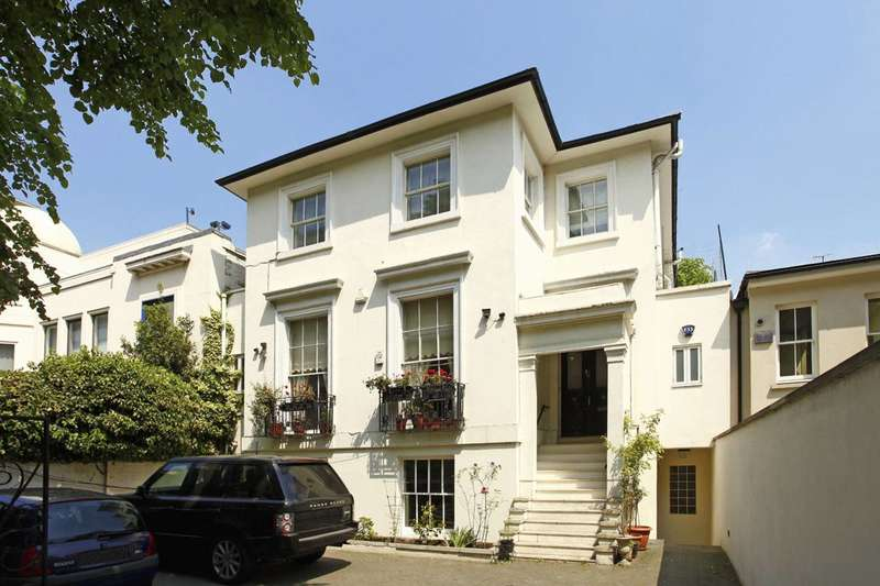 3 Bedrooms Flat for rent in Wellington Road, St John's Wood, NW8