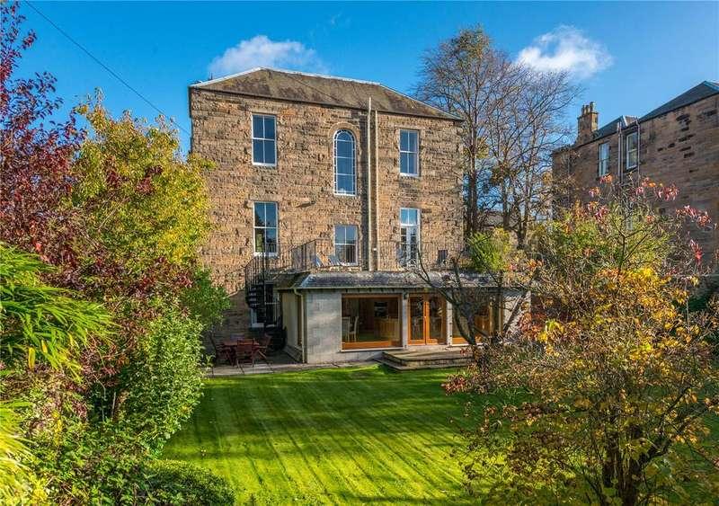 6 Bedrooms Unique Property for sale in 18 Merchiston Avenue, Merchiston, Edinburgh, EH10