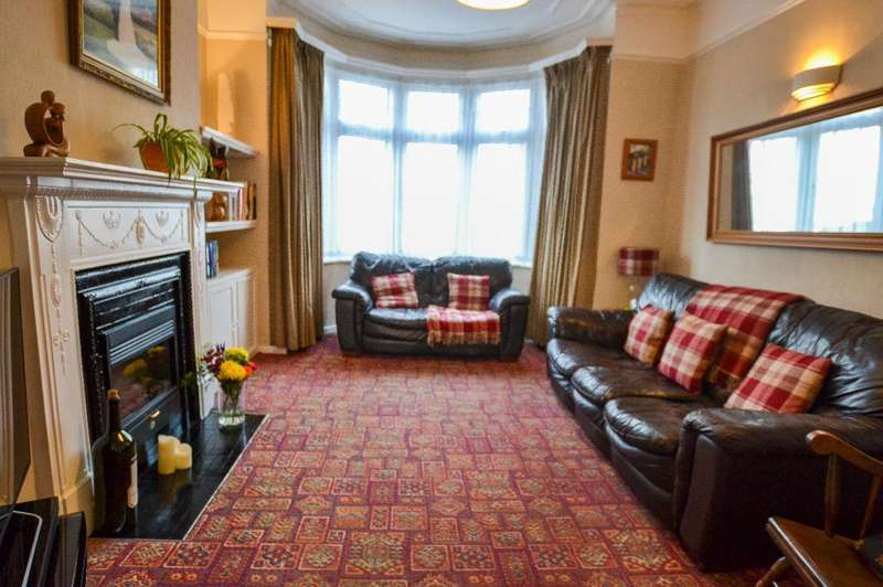 4 Bedrooms House for sale in Caddington Road, Childs Hill, London, NW2 1RP