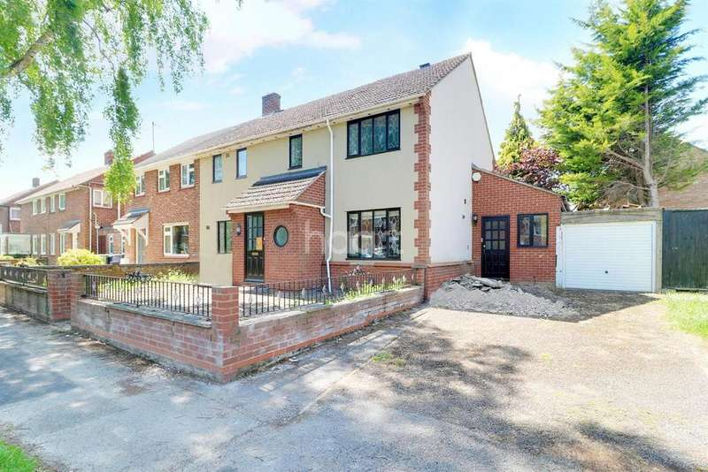 4 Bedrooms Semi Detached House for sale in Galfrid Road, Cambridge