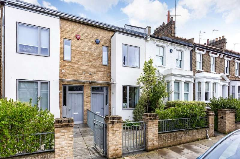 4 Bedrooms Terraced House for sale in Highbury Hill, London, N5