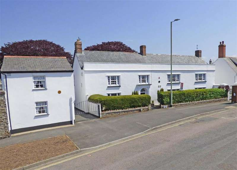 7 Bedrooms Detached House for sale in Fore Street, Northam, Bideford, Devon, EX39