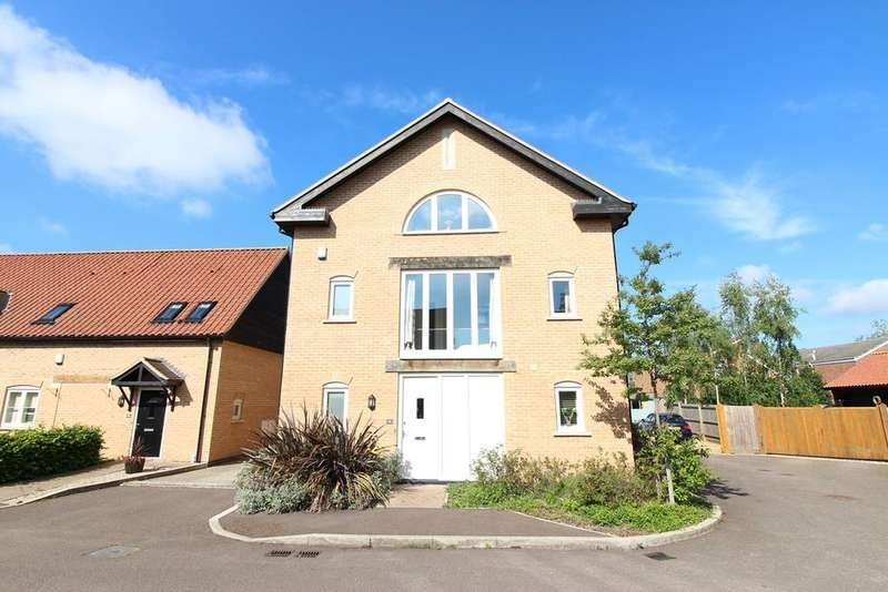 4 Bedrooms Detached House for sale in 'The Grain Store', Pedley Farm Close, Clifton, SG17