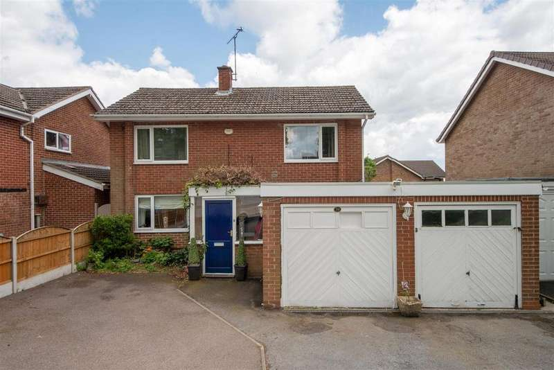 3 Bedrooms Detached House for sale in Upper Packington Road, Ashby-de-la-Zouch