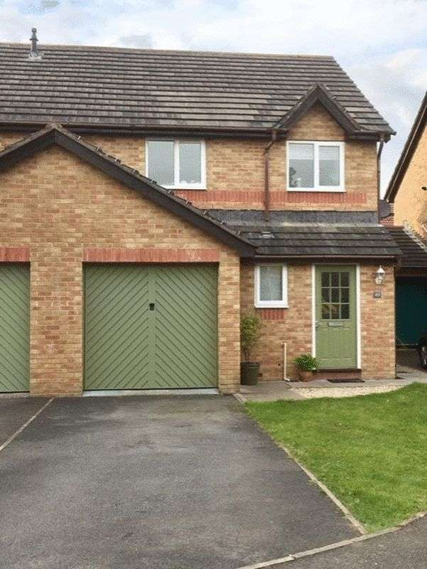 3 Bedrooms Property for sale in Maes Y Capel, Burry Port