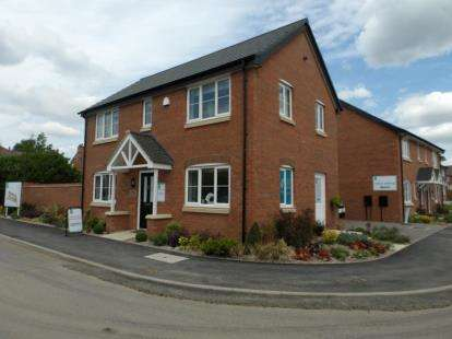 3 Bedrooms Detached House for sale in Stanton Meadow, Main Street, Stanton Under Bardon, Leictershire