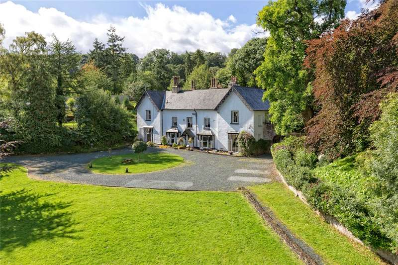 10 Bedrooms House for sale in Brookside Manor, Bronygarth, Oswestry, Shropshire, SY10