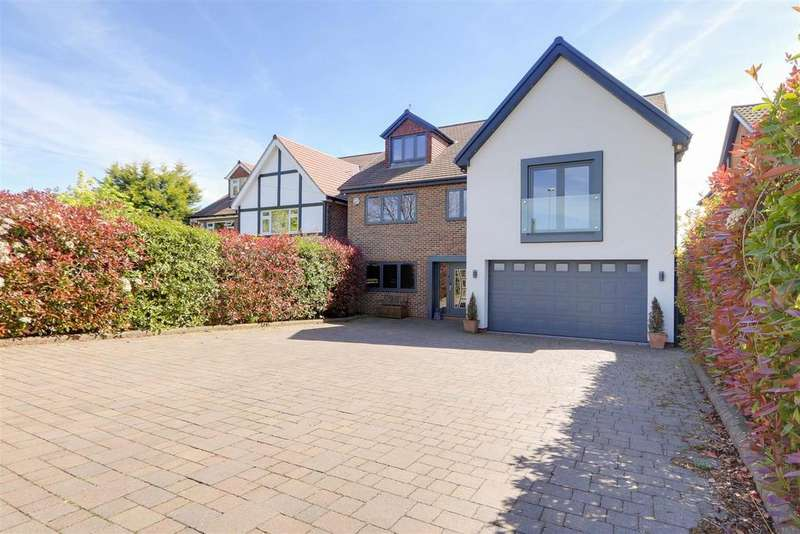 6 Bedrooms Detached House for sale in Forest Lane, Papplewick, Nottinghamshire, NG15 8FF