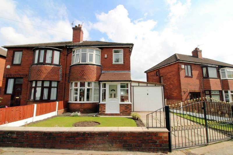 3 Bedrooms Semi Detached House for sale in Sunnymead Avenue, Bolton