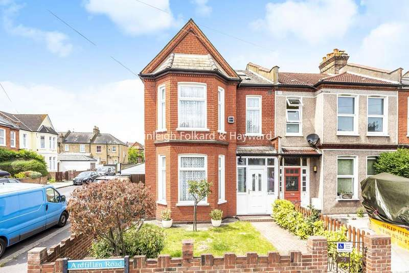 3 Bedrooms Semi Detached House for sale in Ardfillan Road, Catford
