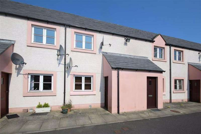 2 Bedrooms Flat for sale in 3, Burnside Court, Auchtermuchty, Fife, KY14