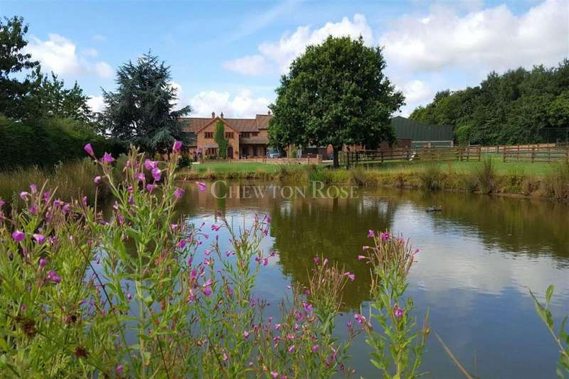 5 Bedrooms Detached House for sale in South Leverton, Retford, Nottinghamshire