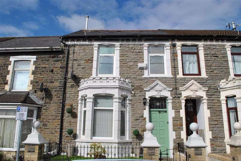 4 Bedrooms Terraced House for sale in South Street, Bargoed