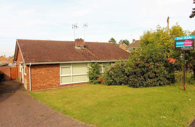 2 Bedrooms Bungalow for sale in Chiltern End, Ashford, TN23