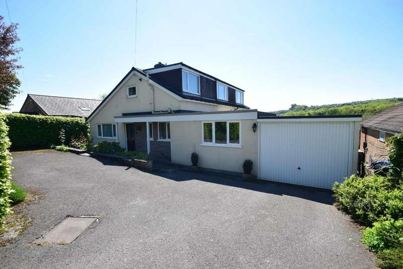 4 Bedrooms Detached Bungalow for sale in Oakerthorpe Road, Bolehill, Wirksworth