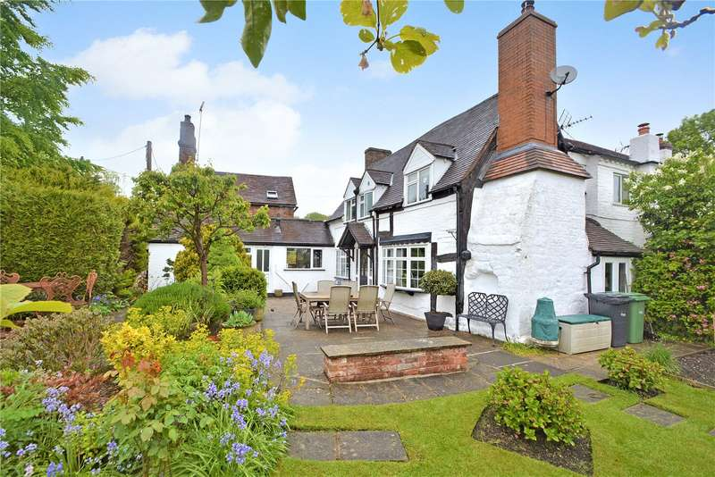 3 Bedrooms End Of Terrace House for sale in The Mines Cottage, 52 The Mines, Benthall, Broseley, Shropshire, TF12