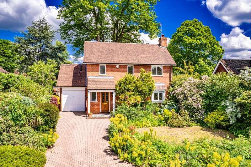3 Bedrooms Detached House for sale in Juniper House, Goring on Thames, RG8