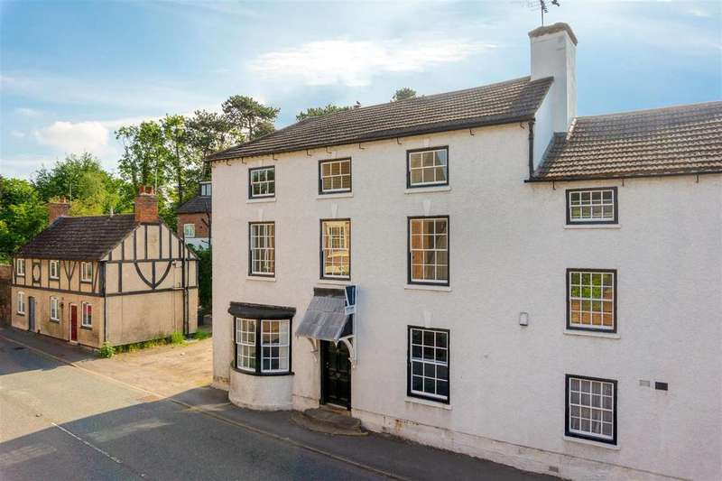 5 Bedrooms Unique Property for sale in London Road, Kegworth