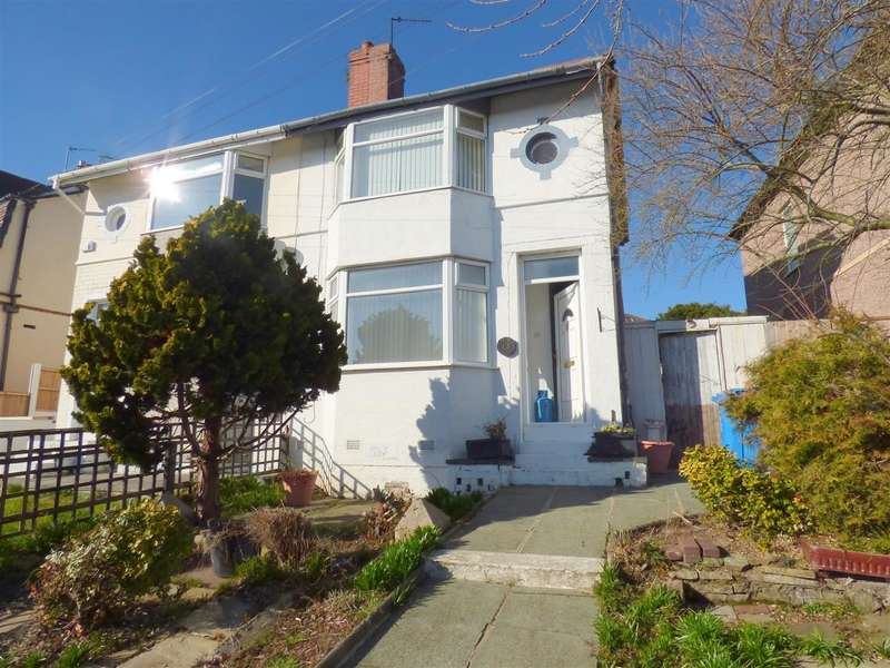 3 Bedrooms Semi Detached House for sale in Wood Lane, Huyton, Liverpool
