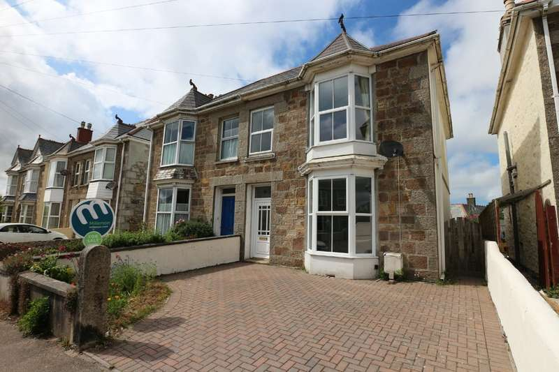 3 Bedrooms Property for sale in 9 Dolcoath Road Camborne TR14 8RW