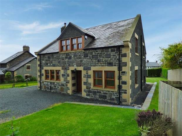 4 Bedrooms Detached House for sale in Whin Hill, Craster, Alnwick, Northumberland