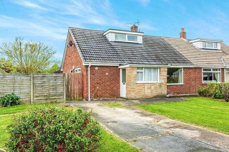 4 Bedrooms Semi Detached House for sale in Tristan Avenue, Walmer Bridge, Preston, PR4