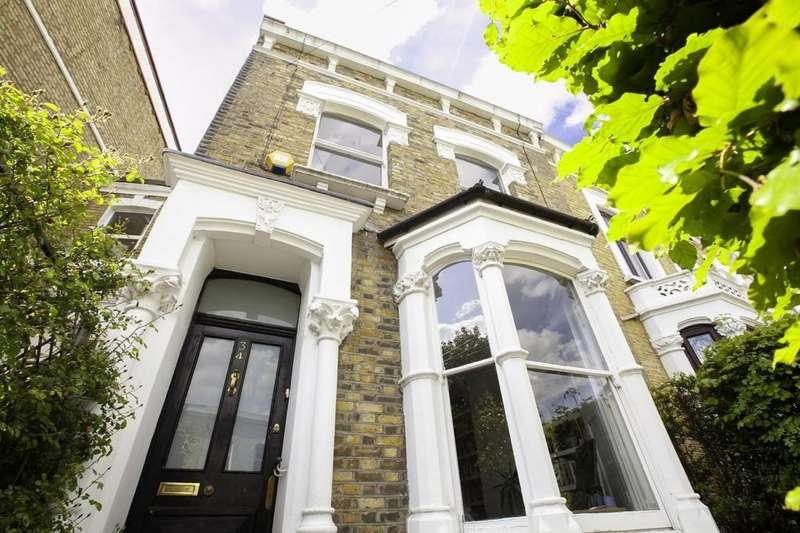 3 Bedrooms End Of Terrace House for sale in Springdale Road, London