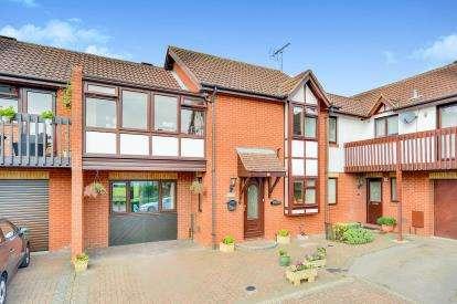 3 Bedrooms Terraced House for sale in Mortons Fork, Blue Bridge, Milton Keynes, Buckinghamshire