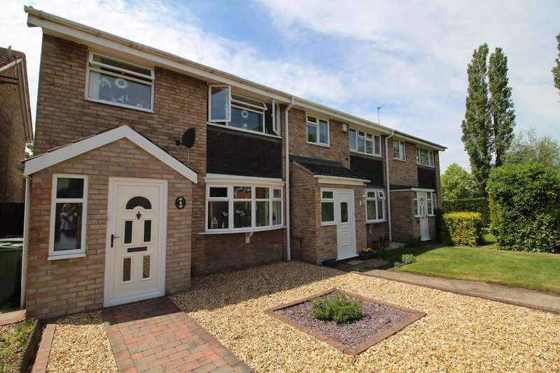 3 Bedrooms End Of Terrace House for sale in Cooper Court, Loughborough